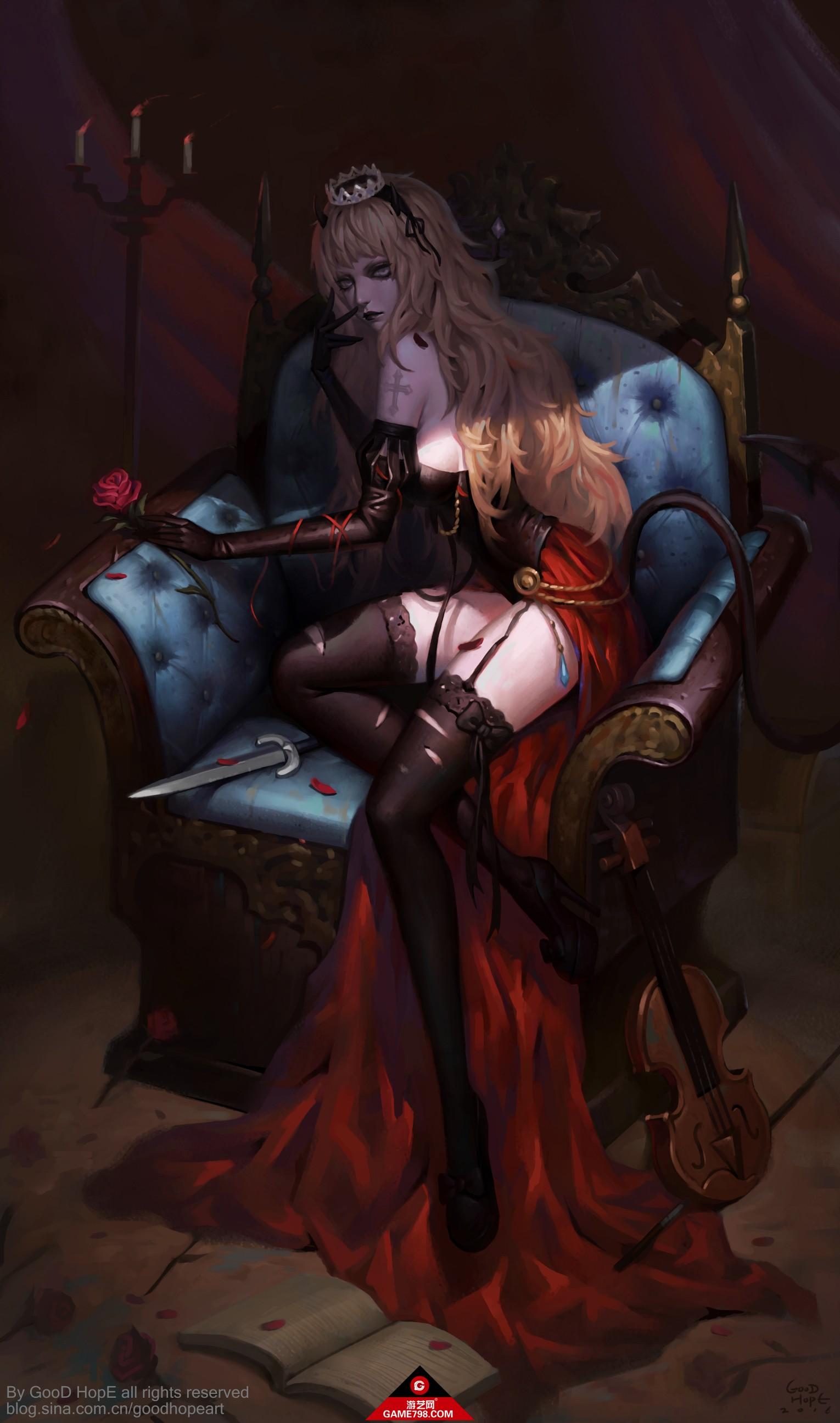 红衣公主.JPG