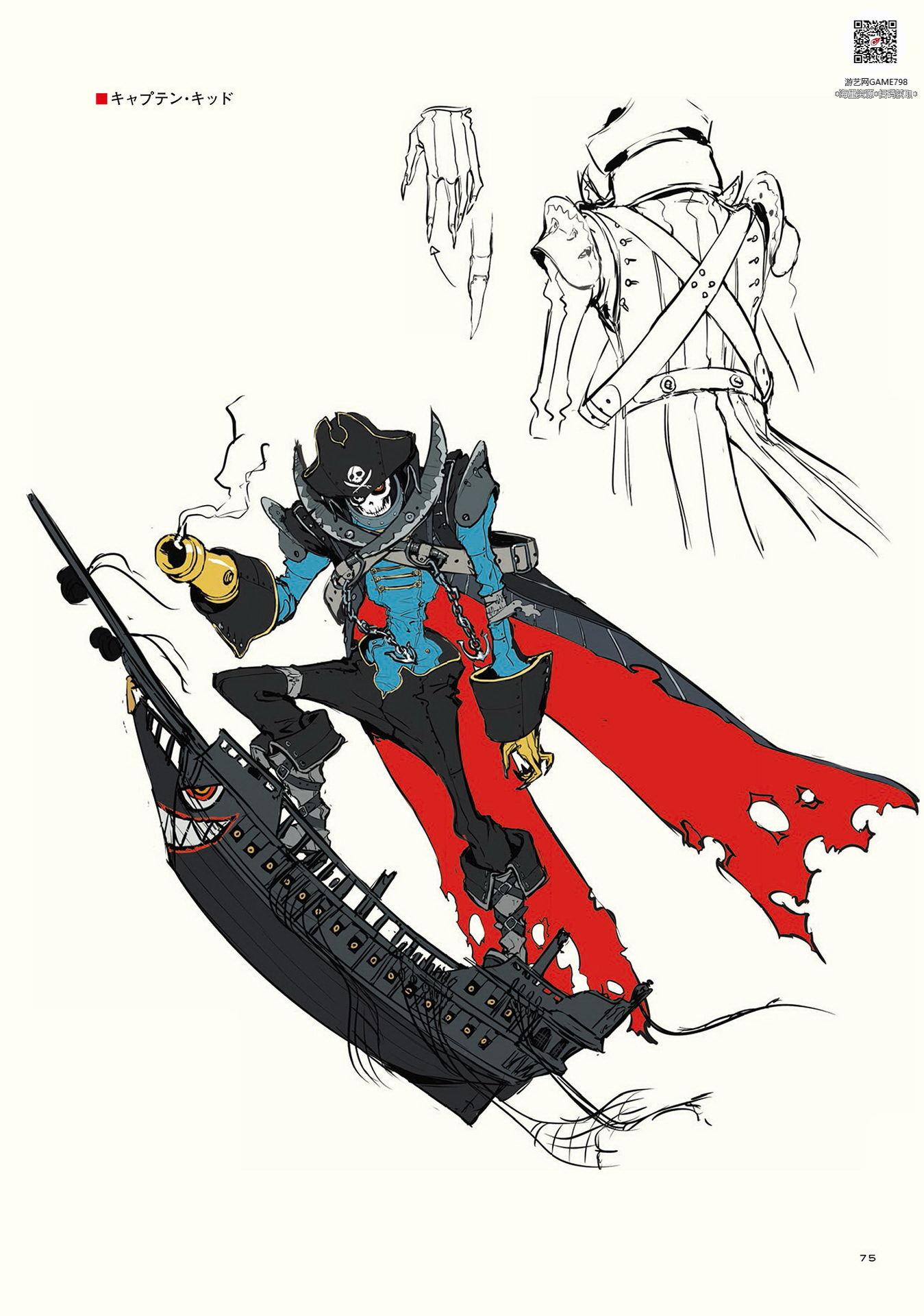 039_关注游艺网公众号获海量资源_日式游戏风格设定女神异闻录5二次元角色设定.jpeg