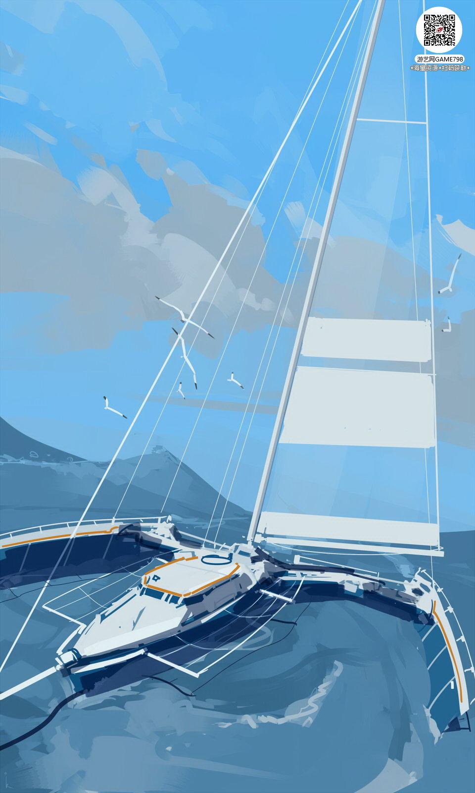 040_关注游艺网公众号获海量资源_风格独特的原画概念设定Q版卡通风格异世界科幻风格设计.jpg