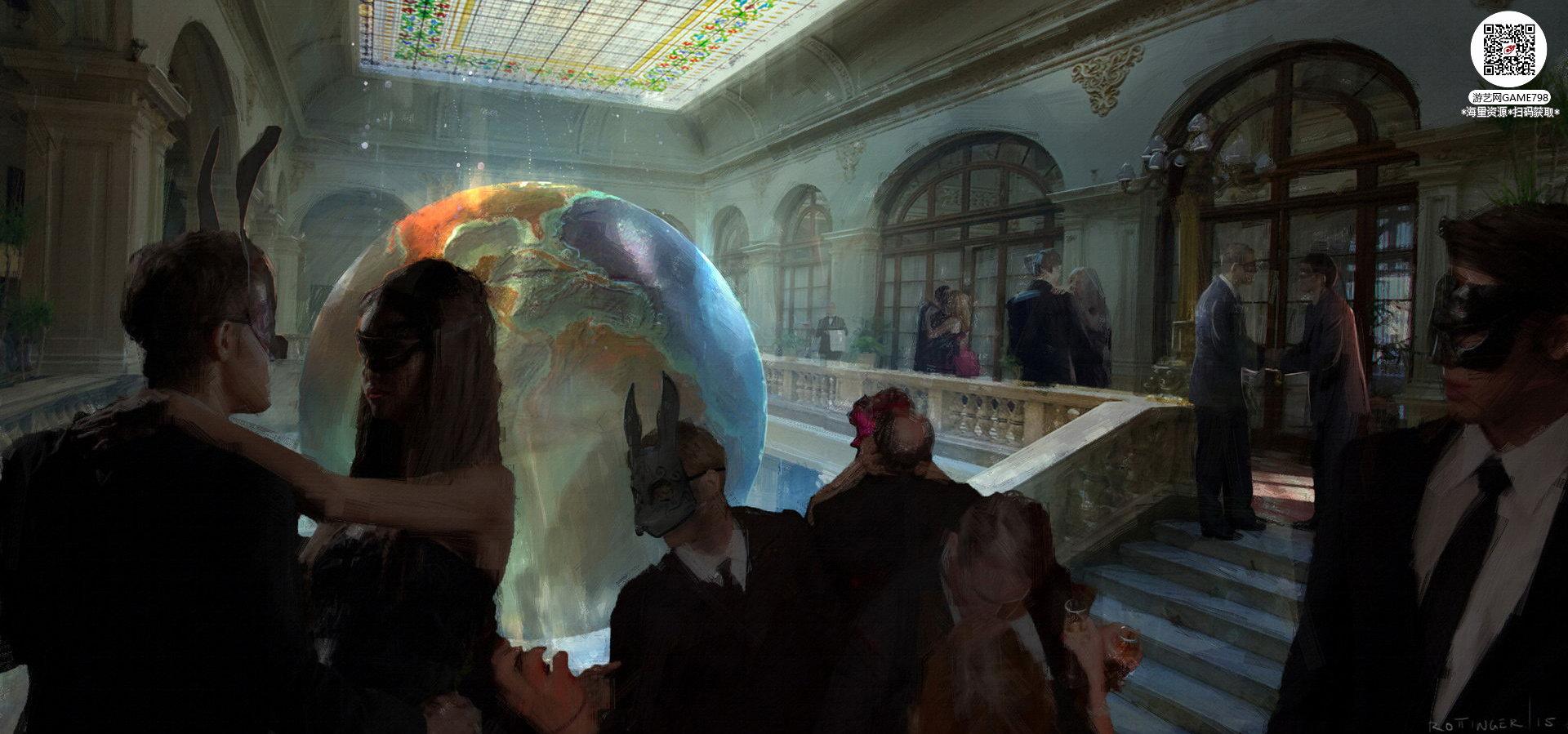 070_关注游艺网公众号获海量资源_风格独特的原画概念设定Q版卡通风格异世界科幻风格设计.jpg