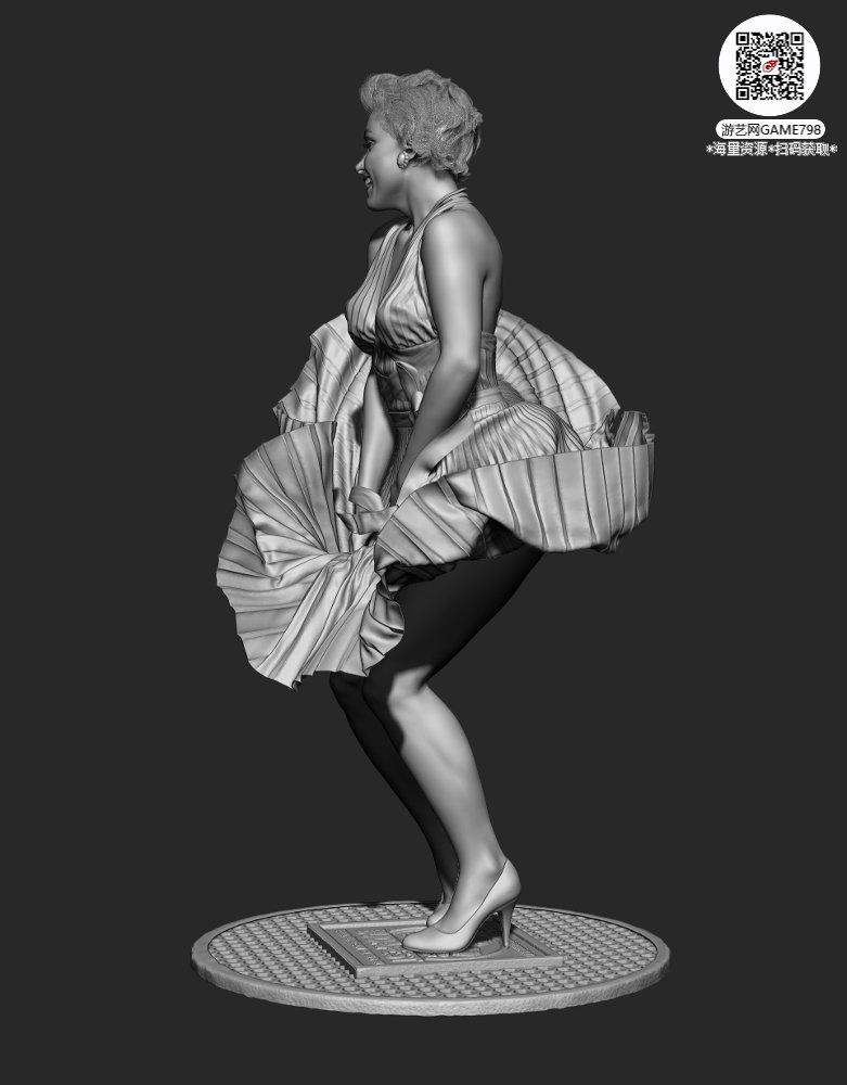000c_关注游艺网公众号获海量资源_3D网游次世代模型大图参考机械怪兽科幻ZBrush4R8雕.jpg