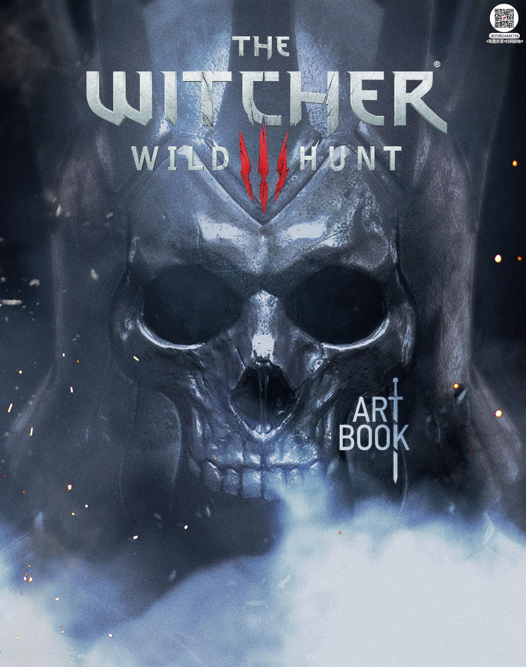 001_关注游艺网公众号获海量资源_次世代游戏巫师3(Witcher)官方原画概念设定.jpg