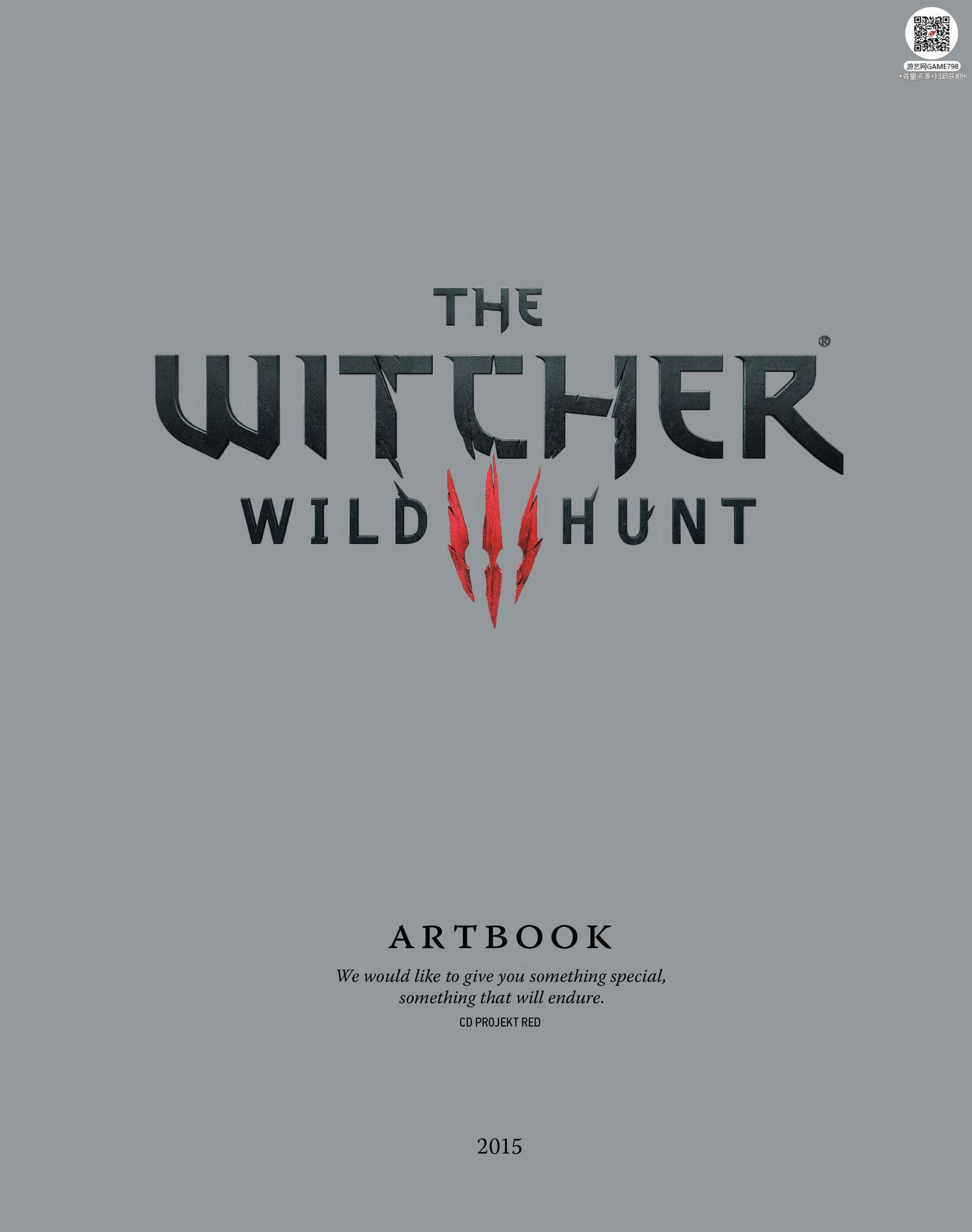 002_关注游艺网公众号获海量资源_次世代游戏巫师3(Witcher)官方原画概念设定.jpg