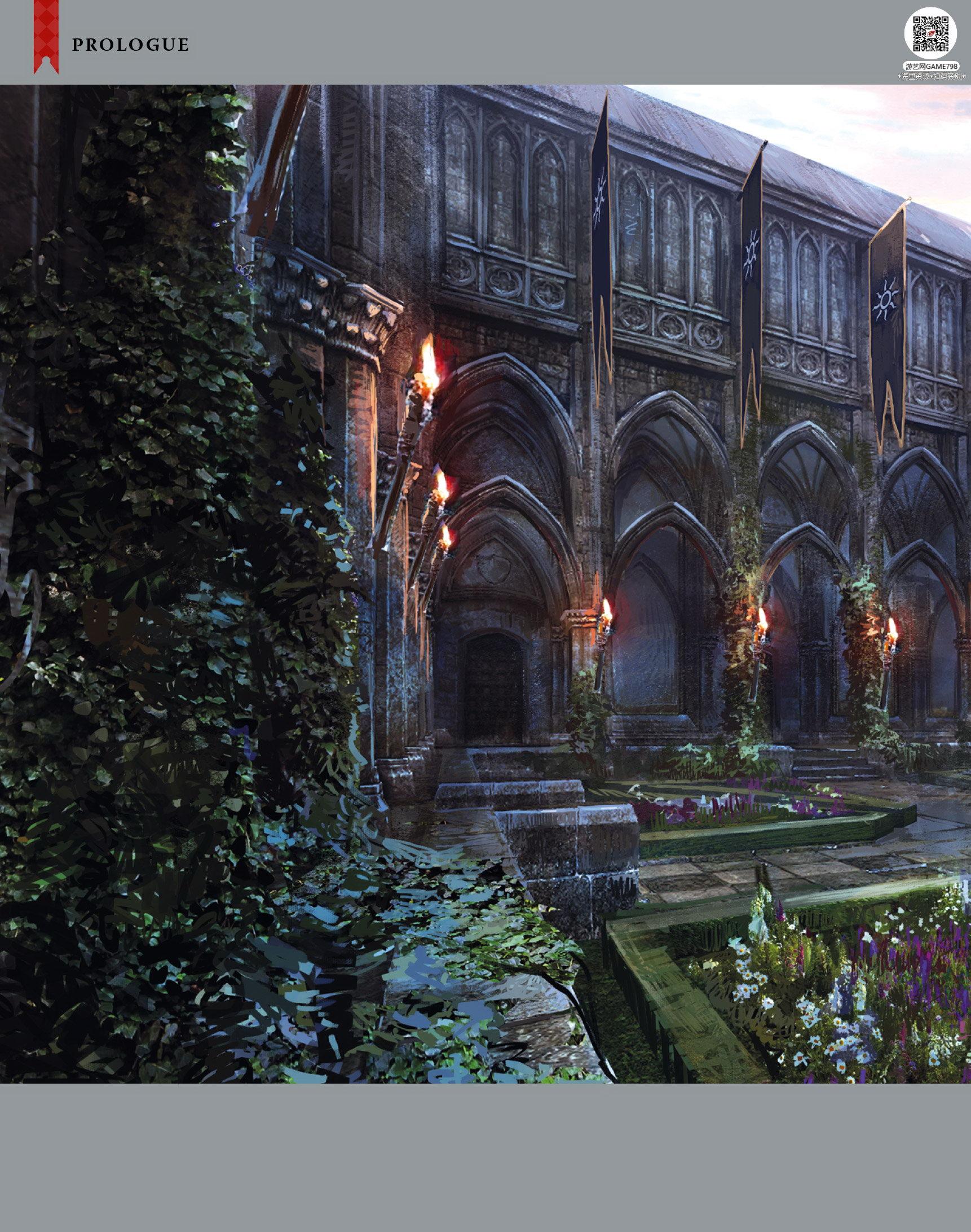 013_关注游艺网公众号获海量资源_次世代游戏巫师3(Witcher)官方原画概念设定.jpg