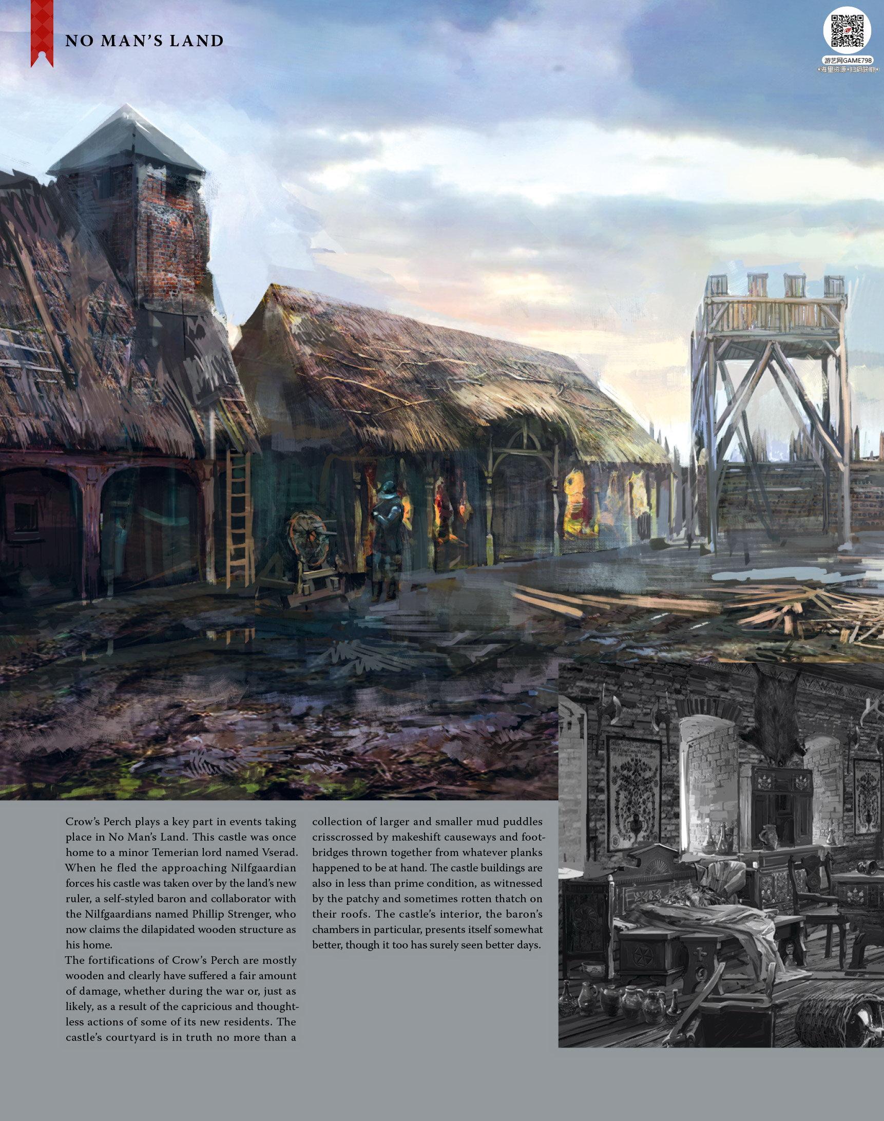 021_关注游艺网公众号获海量资源_次世代游戏巫师3(Witcher)官方原画概念设定.jpg