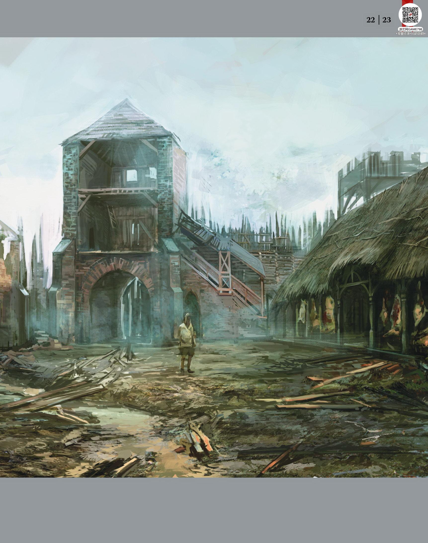 024_关注游艺网公众号获海量资源_次世代游戏巫师3(Witcher)官方原画概念设定.jpg