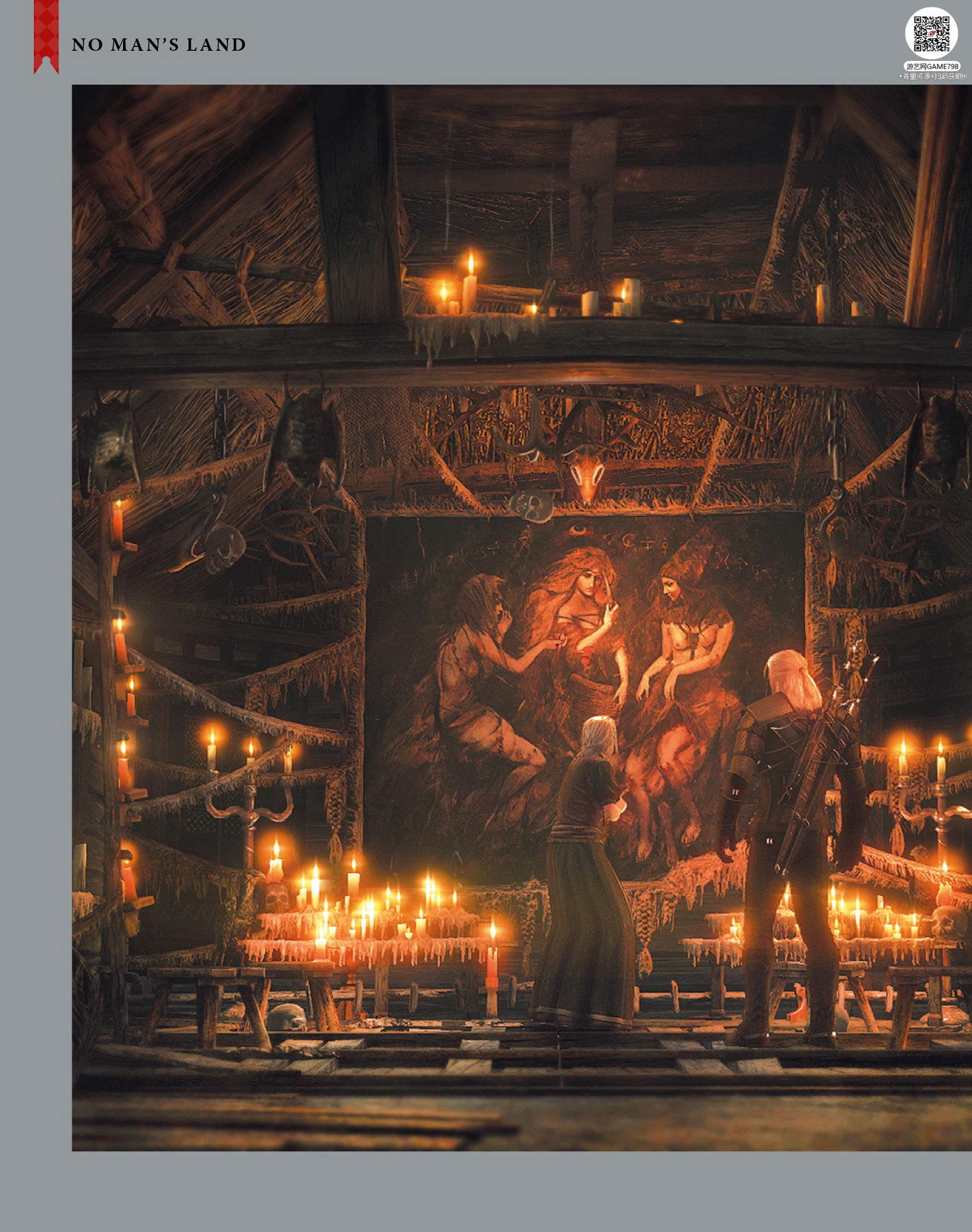 025_关注游艺网公众号获海量资源_次世代游戏巫师3(Witcher)官方原画概念设定.jpg