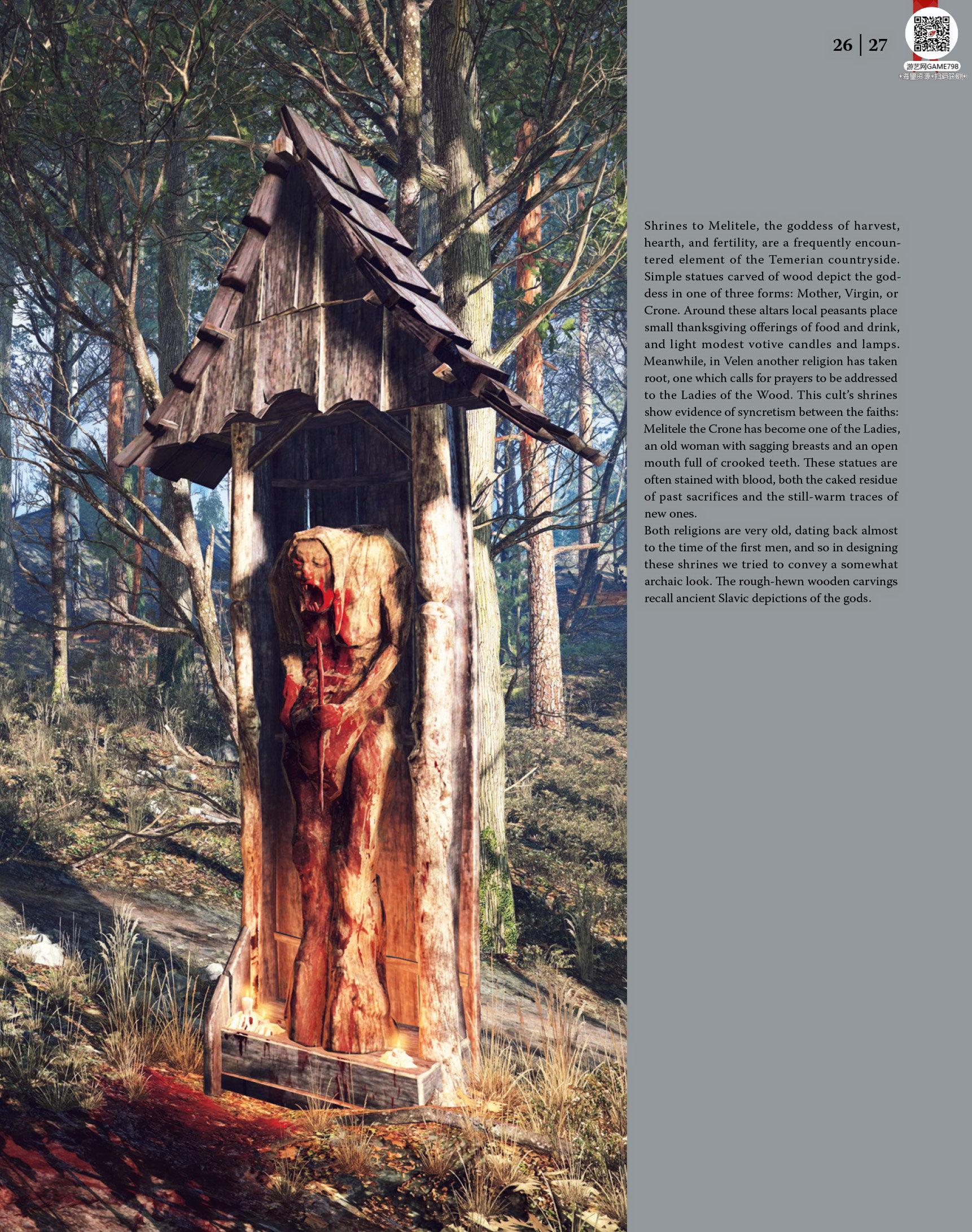 028_关注游艺网公众号获海量资源_次世代游戏巫师3(Witcher)官方原画概念设定.jpg