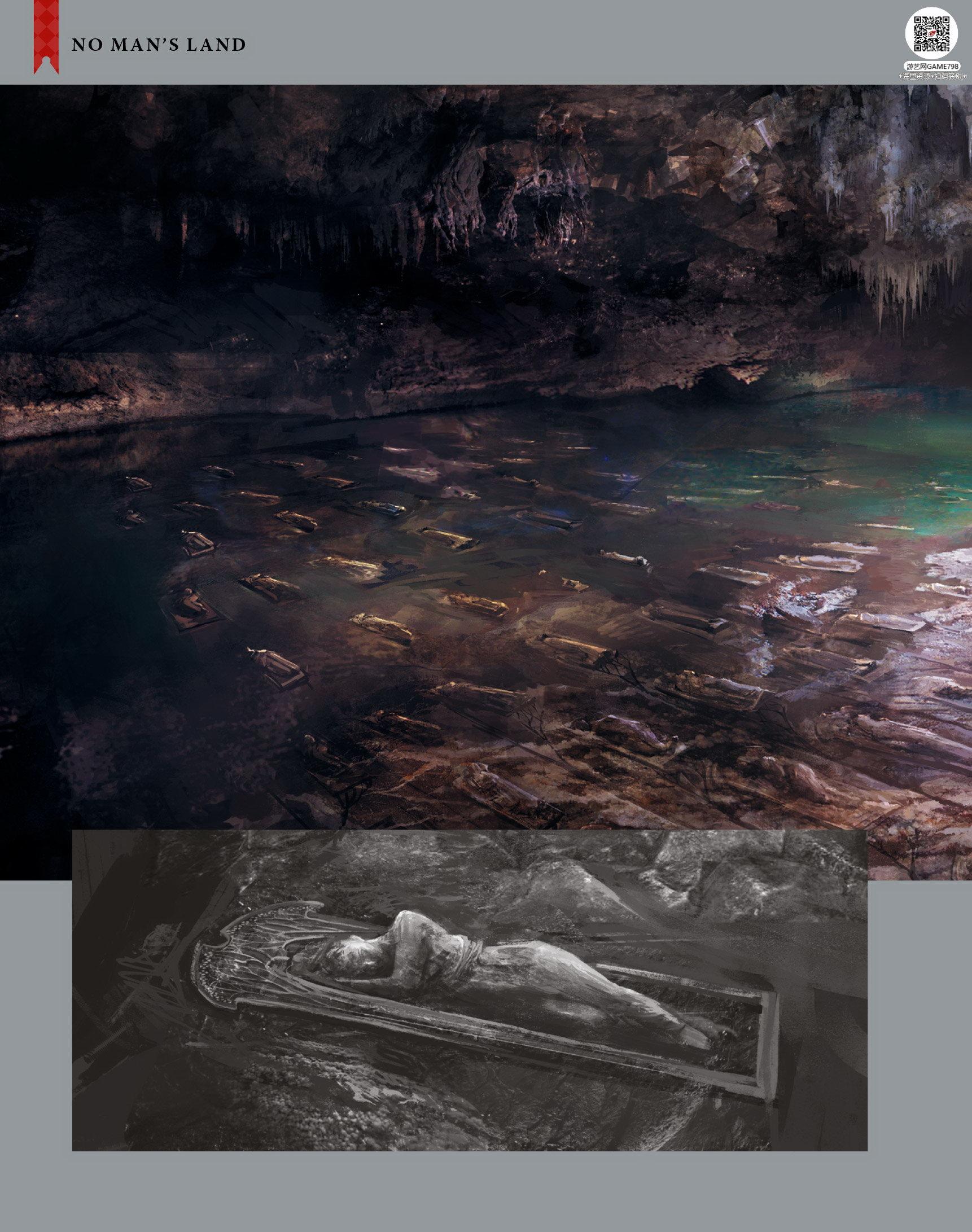 029_关注游艺网公众号获海量资源_次世代游戏巫师3(Witcher)官方原画概念设定.jpg