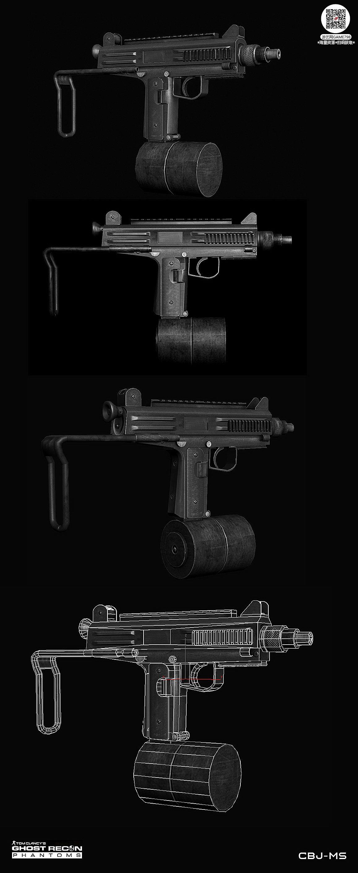 010_关注游艺网公众号获海量资源_幽灵行动未来战士次世代游戏3D模型参考原画概念设定.jpg