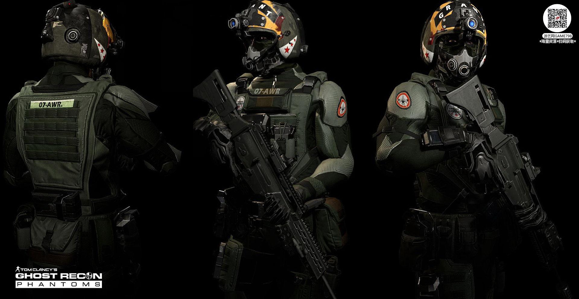 014_关注游艺网公众号获海量资源_幽灵行动未来战士次世代游戏3D模型参考原画概念设定.jpg