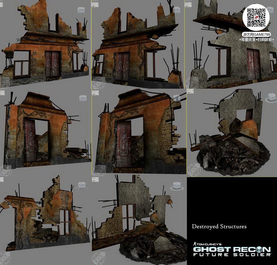 041_关注游艺网公众号获海量资源_幽灵行动未来战士次世代游戏3D模型参考原画概念设定.jpg