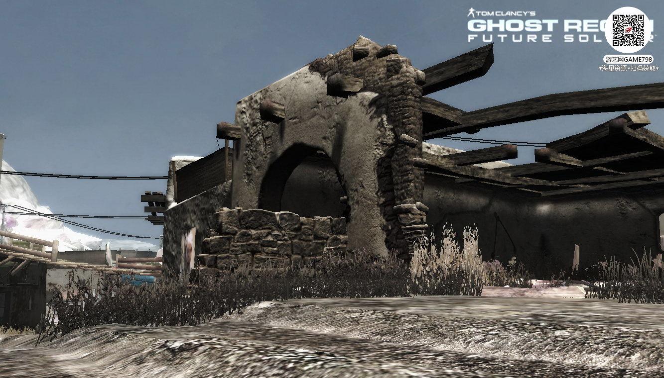 049_关注游艺网公众号获海量资源_幽灵行动未来战士次世代游戏3D模型参考原画概念设定.jpg