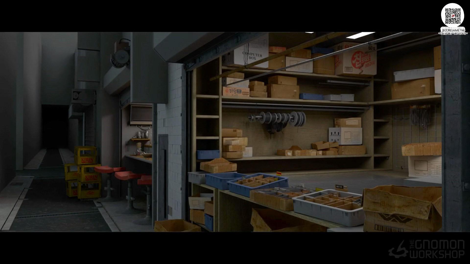 011_关注-游艺网GAME798海量资源下载【视频教程】MAYA制作科幻场景.jpg