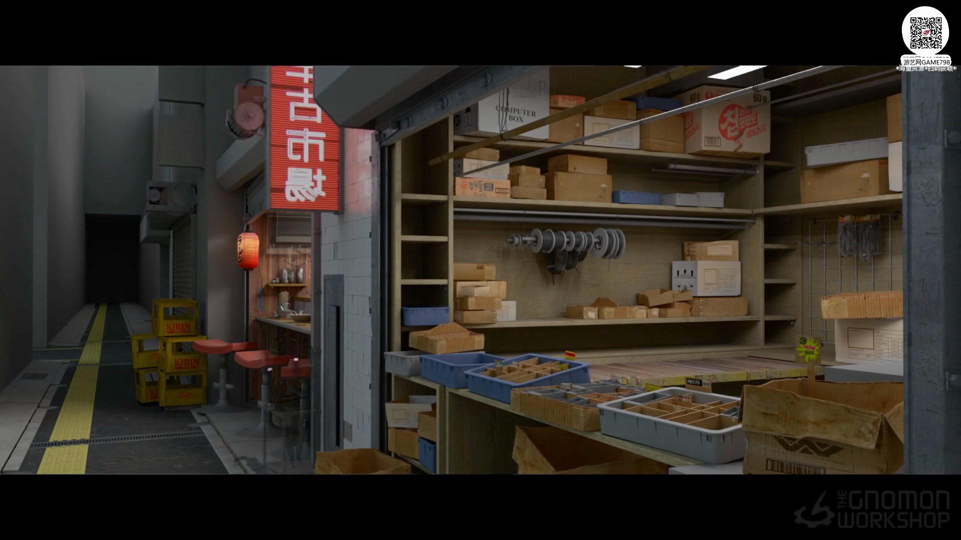 012_关注-游艺网GAME798海量资源下载【视频教程】MAYA制作科幻场景.jpg