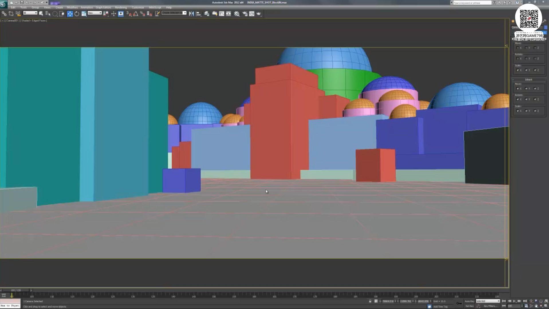 003_关注-游艺网GAME798海量资源下载【视频教程】超写实场景设定制作流程.jpg