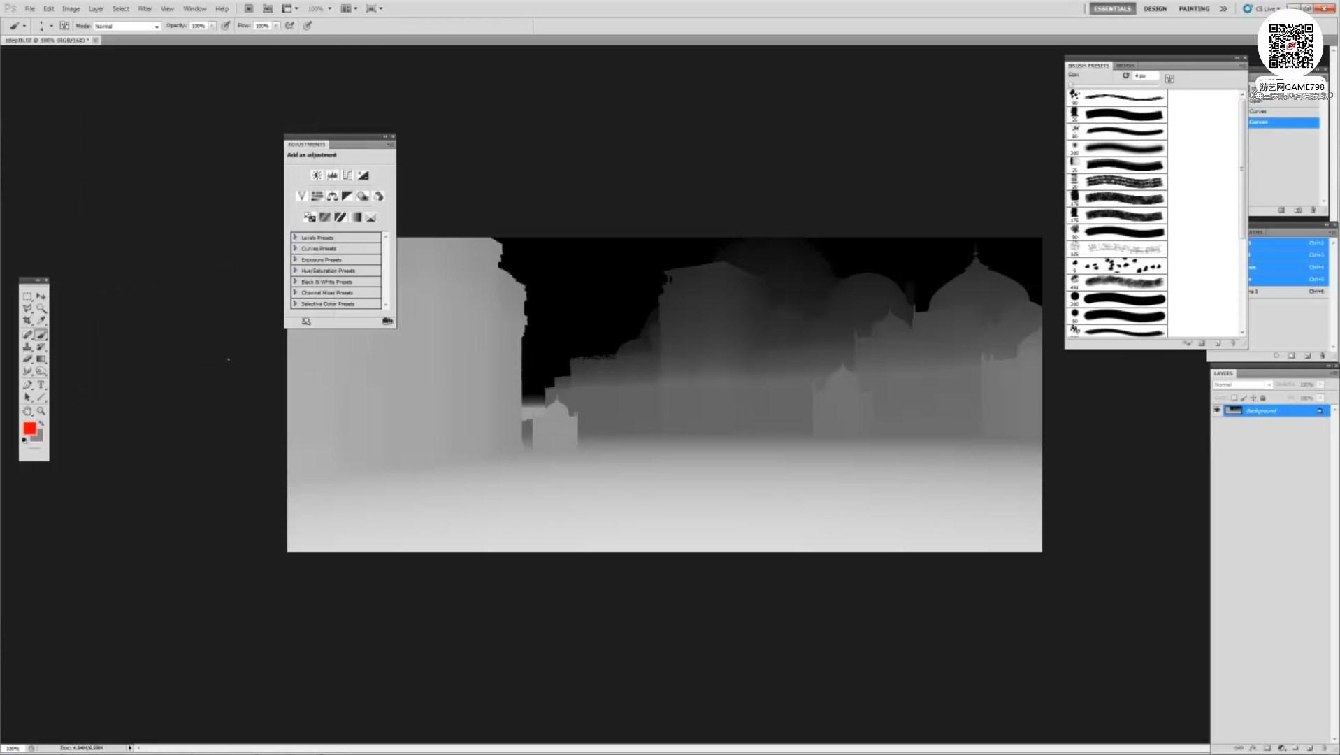 018_关注-游艺网GAME798海量资源下载【视频教程】超写实场景设定制作流程.jpg