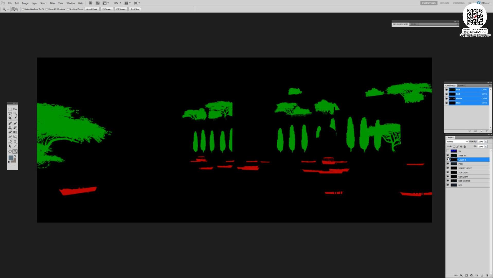020_关注-游艺网GAME798海量资源下载【视频教程】超写实场景设定制作流程.jpg