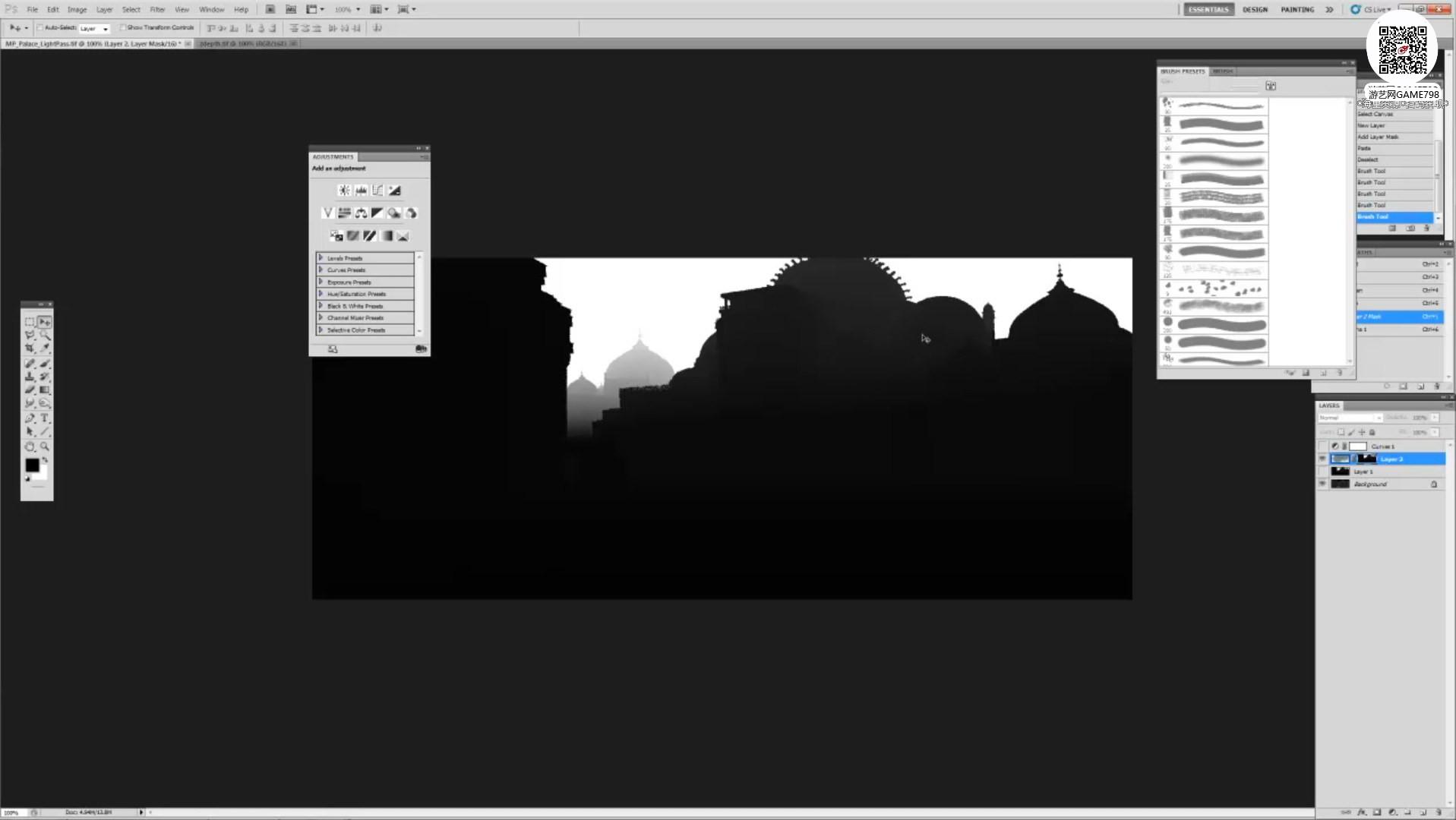 019_关注-游艺网GAME798海量资源下载【视频教程】超写实场景设定制作流程.jpg
