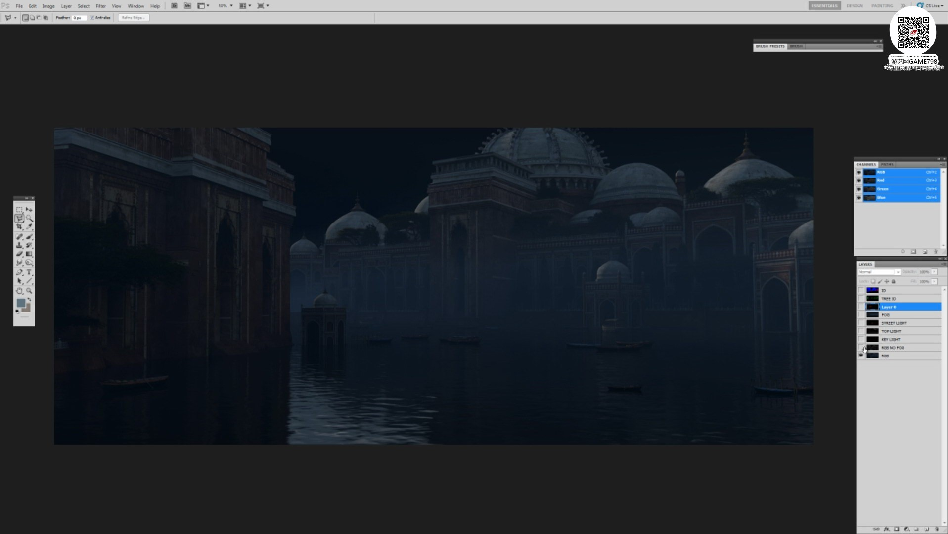 022_关注-游艺网GAME798海量资源下载【视频教程】超写实场景设定制作流程.jpg