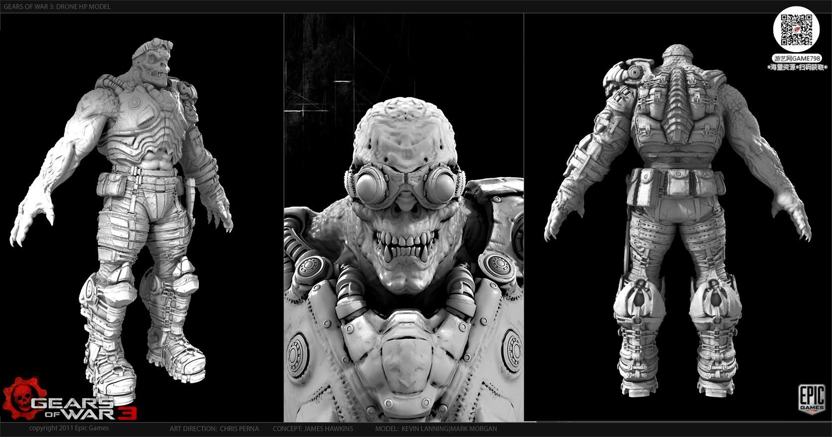 065_关注-游艺网GAME798海量资源下载【战争机器3|3D角色】经典角色设定.jpg