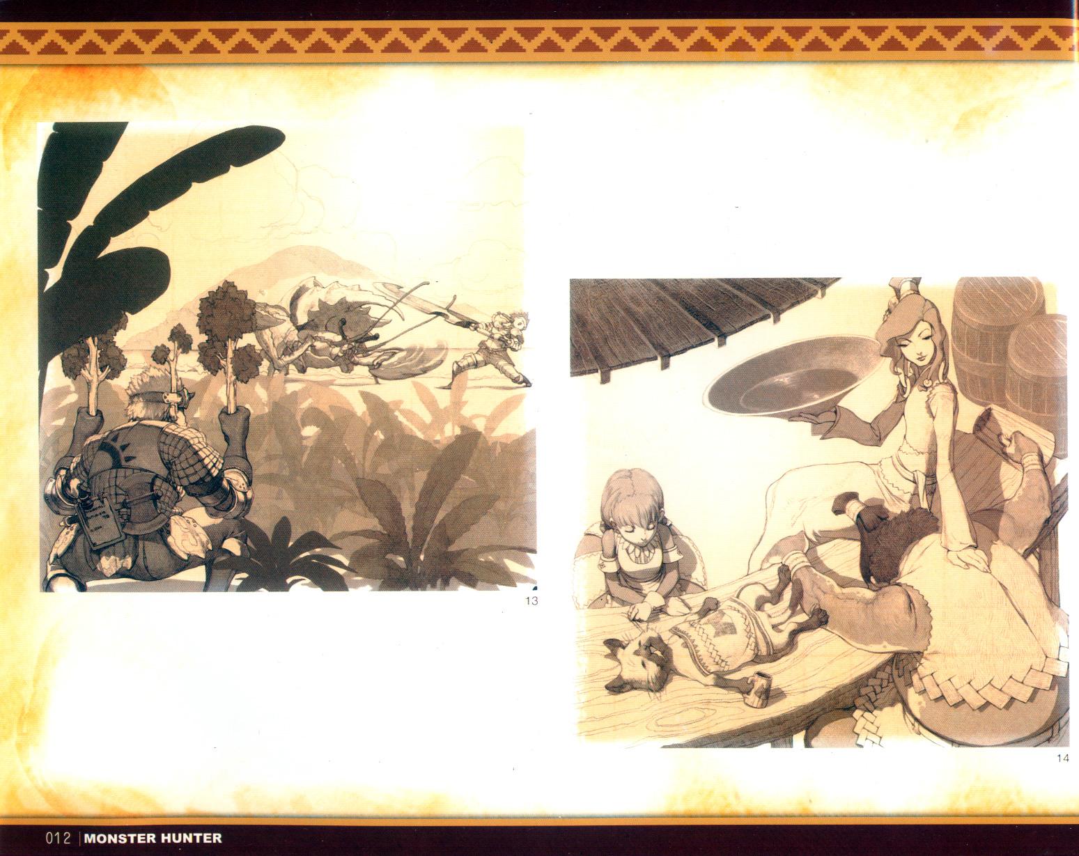 012_关注-游艺网GAME798海量资源下载怪物猎人终极画集.jpg
