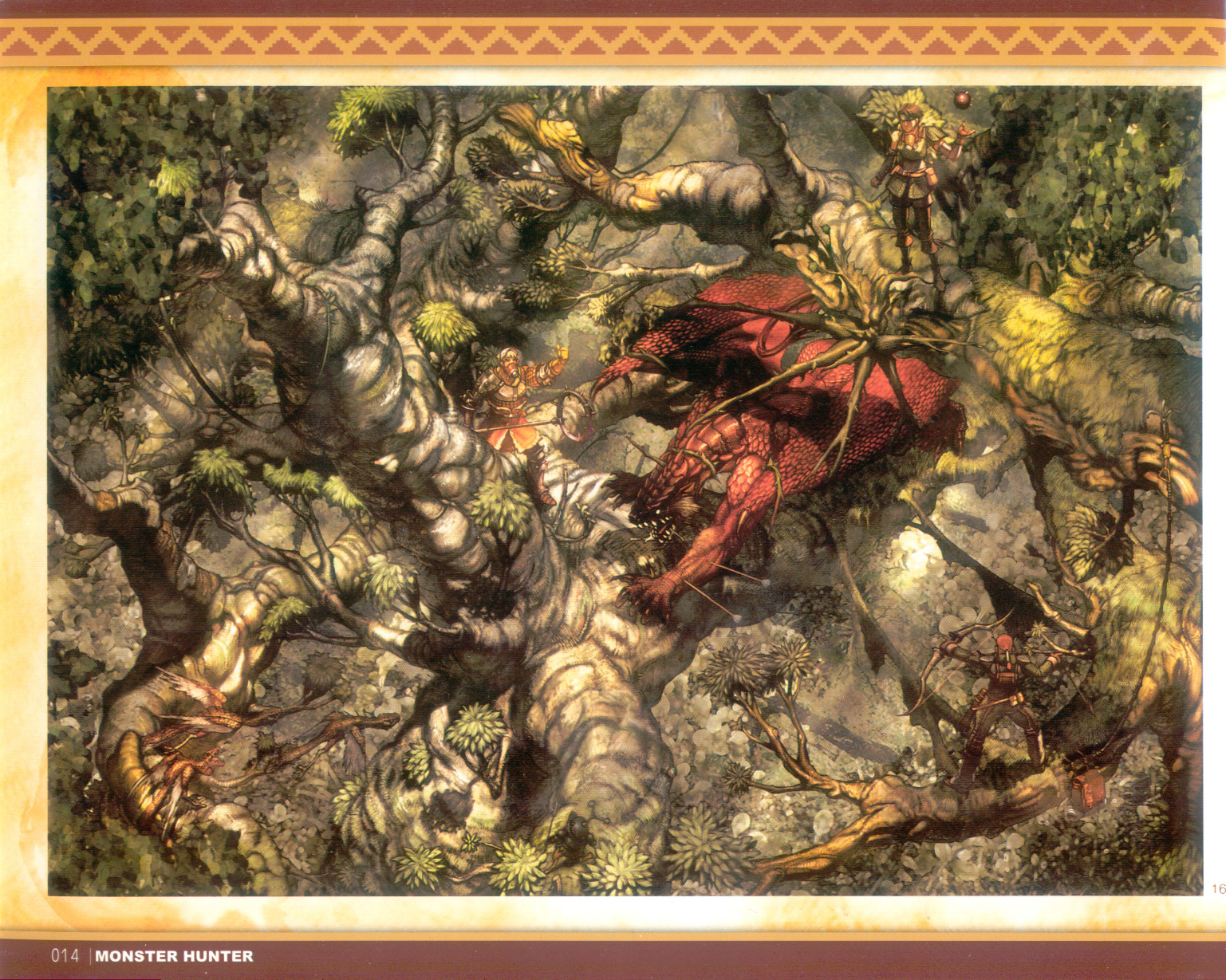 014_关注-游艺网GAME798海量资源下载怪物猎人终极画集.jpg