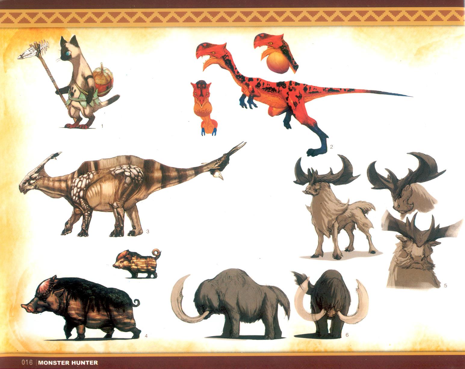 016_关注-游艺网GAME798海量资源下载怪物猎人终极画集.jpg