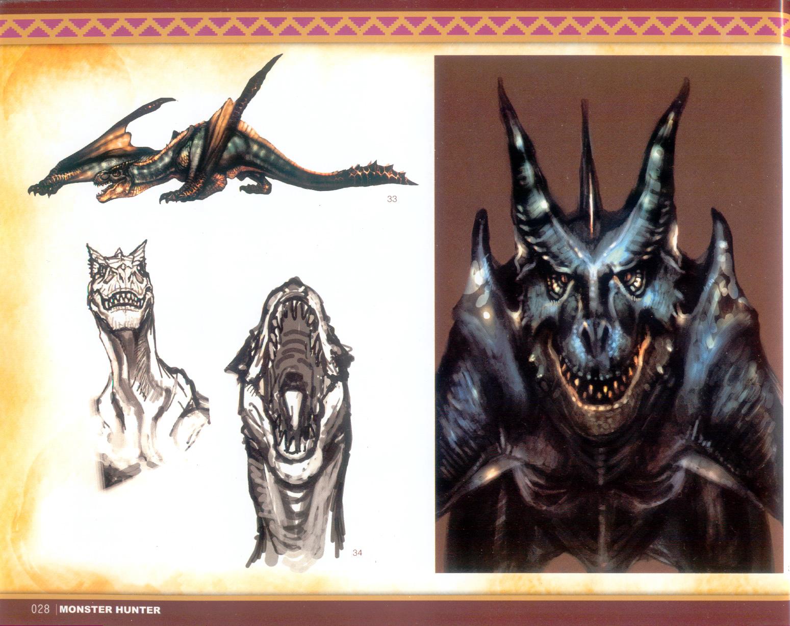028_关注-游艺网GAME798海量资源下载怪物猎人终极画集.jpg