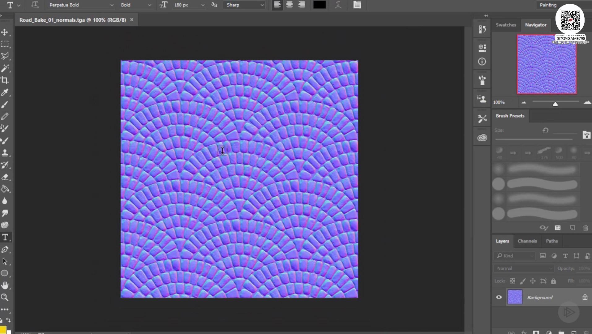 018_关注-游艺网GAME798海量资源下载ZBrush无缝贴图创建教程.jpg