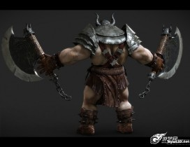 Atlantica - Viking Warlord