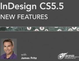 《InDesign CS5.5新功能视频教程》