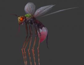 【诛仙】吸血巨蚊