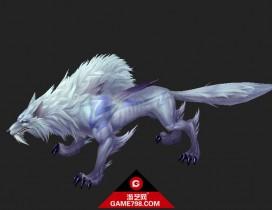 宠物_狼-神魔系列