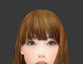 迷惑双眼——超真实女友3D模型