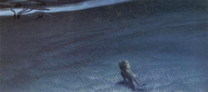 狮子王原画