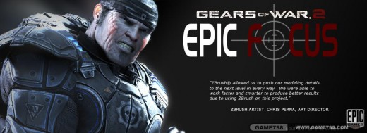 Epic Games - Gears of War 2